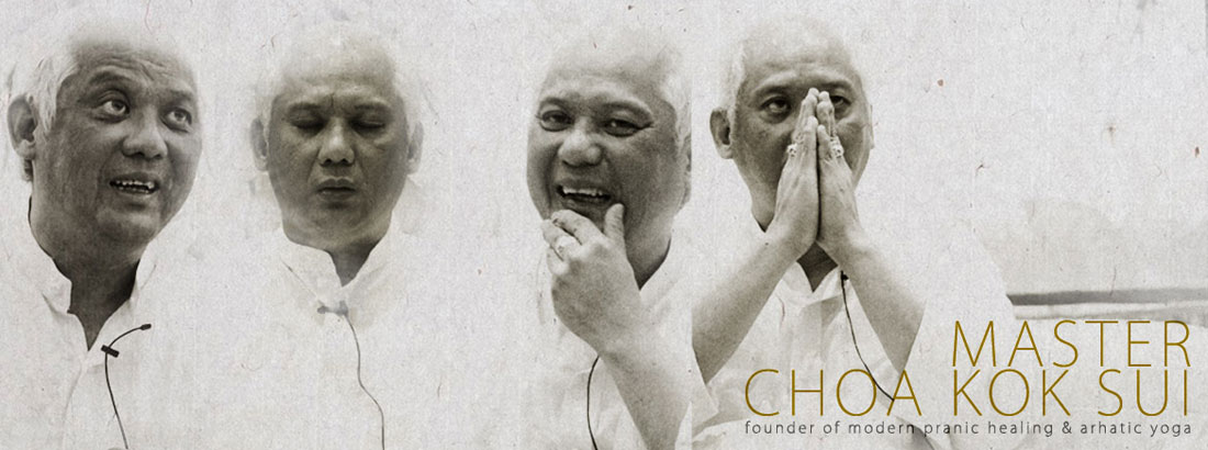 Master Choa Kok Sui Montage
